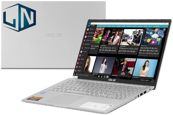 Cấu hình laptop cũ ASUS