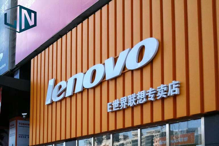 Laptop Lenovo - Thương hiệu Trung Quốc