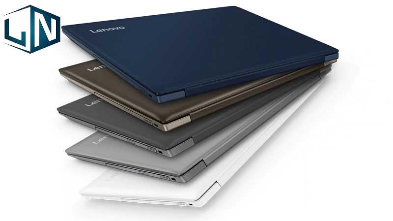 Laptop Lenovo đa dạng dòng máy