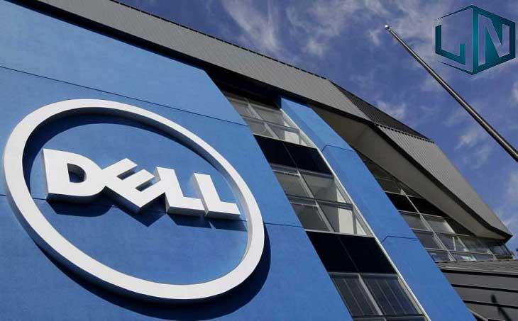 Laptop thương hiệu Dell