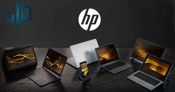 Laptop thương hiệu HP
